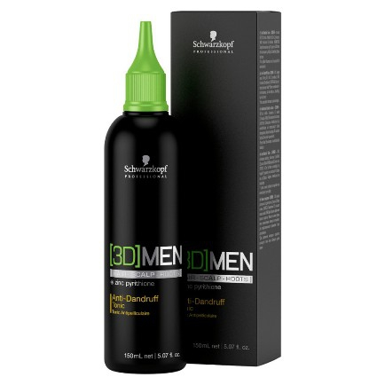 Illustration SOIN TONIC STIMULANT  3D MEN SION DE SCHWARZKOPF 150ML