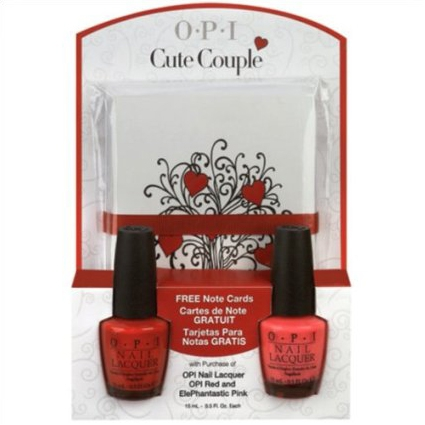 Illustration Cute Couple OPI