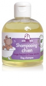 Illustration Anibiolys - shampooing Chien