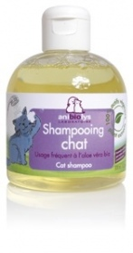 Illustration Anibiolys - shampooing chat