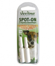 Verlina  - Verlina - spot-on - petits chien