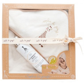 Illustration Coffret Baby Bain
