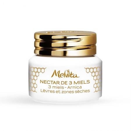 Illustration Baume Nectar 3 miels 8g