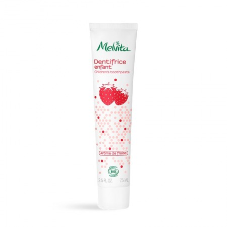 Illustration Melvita dentifrice Enfants 75 ml