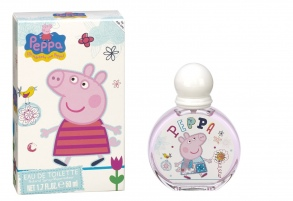 Peppa Pig - Eau de Toilette 3D PEPPA PIG® - 50ml