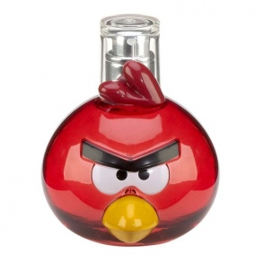 "Illustration Eau de Toilette 3D ANGRY BIRDS® ""Red Bird"""