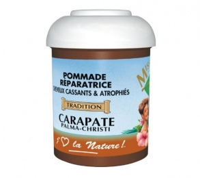 Miss antilles international - POMMADE CARAPATE CAPILLAIRE 125ML