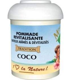 Illustration Pommade coco 125ml