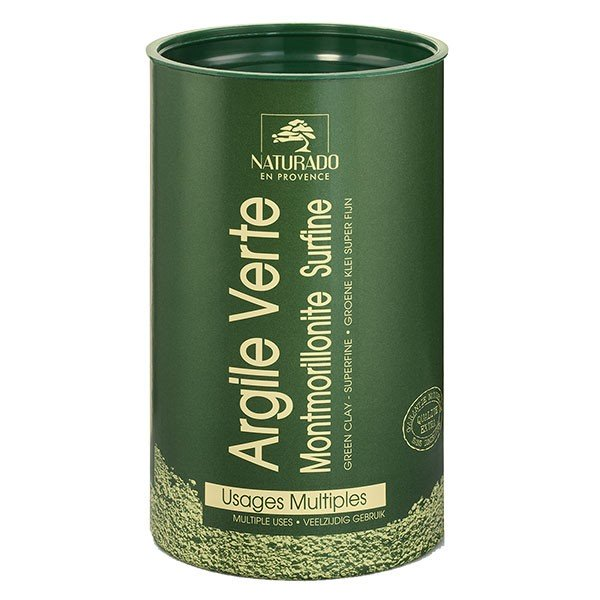 Illustration ARGILE VERTE MONTMORILLONITE - 300 GR