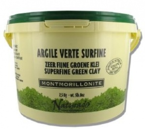 Illustration ARGILE VERTE MONTMORILLONITE - 2.5 KG