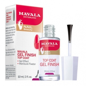 Illustration Mavala - Top Coat