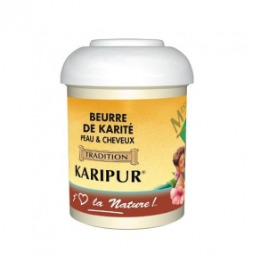 Miss antilles international - BEURRE DE KARITÉ KARIPUR 125ML