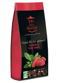 Illustration THÉ FRUITS ROUGES - SACHET 110 g -