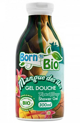 Born To Bio -  Gel Douche Bio - Mangue Tropicale