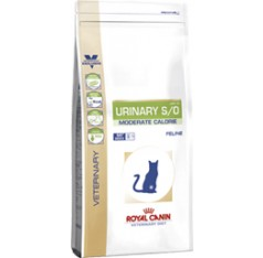 Illustration Croquettes chat Royal Canin Urinary Moderate Calorie 3.5 kg