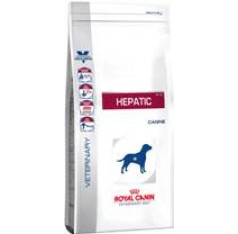 Illustration Croquettes Royal Canin Hepatic Chien sac 12kg