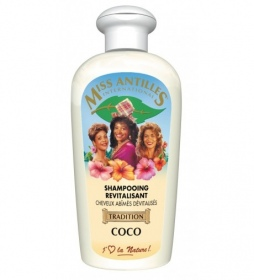 Miss antilles international - Shampooing coco 250ml