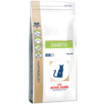 Royal Canin - CROQUETTES ROYAL CANIN VDIET CHAT DIABETIC DS-46 SAC 1.5 KG