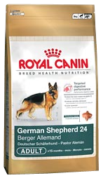 Illustration CROQUETTES ROYAL CANIN BERGER ALLEMAND JUNIOR SAC 12 KG