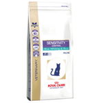 Illustration CROQUETTES ROYAL CANIN VDIET CHAT SENSITIVITY SAC 1.5 KG