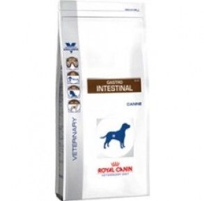 Illustration CROQUETTES ROYAL CANIN VDIET CHIEN GASTRO-INTESTINAL GI-25 SAC 14 KG