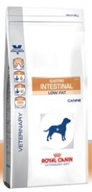 Illustration CROQUETTES ROYAL CANIN VDIET CHIEN GASTRO INTESTINAL LOW FAT LF-22 SAC 12 KG