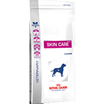 Illustration CROQUETTES ROYAL CANIN VDIET CHIEN SKIN CARE ADULT SK-23 SAC 2 KG