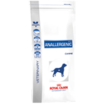 Illustration CROQUETTES ROYAL CANIN VDIET CHIEN ANALLERGENIC AN-18 SAC 3 KG
