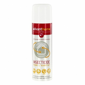 Illustration Avanthome Spray insecticide pur l'habitat - 250 ml