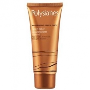 Illustration Gelée autobronzante Polysianes 100ml