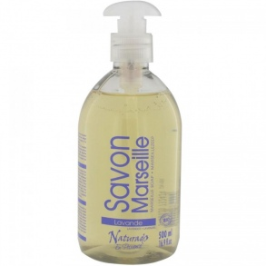Illustration Naturado - savon liquide Marseille lavande 500 ml