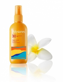 Polysianes - Spray lacté SPF30 Polysianes 125ml