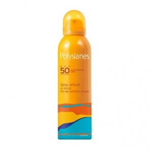 Polysianes - Spray velouté SPF 50 Polysianes 150ml