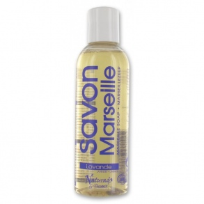 Illustration Naturado - savon liquide Marseille lavande 100 ml