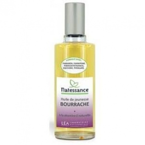 Illustration Huile de Jeunesse bourrache 50 ml