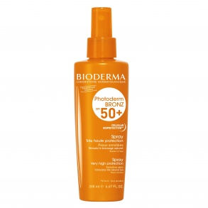 Illustration Photoderm Bronz SPF50+ spray très haute protection - 200 ml