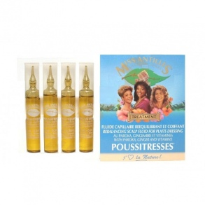Illustration POUSSITRESSES X 4 AMPOULES 10ML