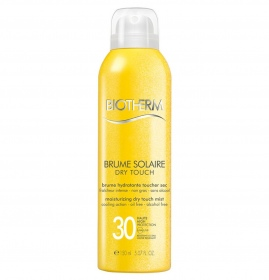 Illustration BIOTHERM - Sun Brume solaire Dry Touch SPF30, 200 ml