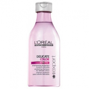 Illustration SHAMPOOING DELICATE COLOR L'OREAL 1500ML