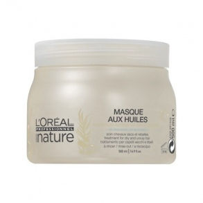 Illustration MASQUE DOUCEUR D' HUILES L'OREAL 500ML