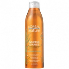 Illustration SHAMPOOING DOUCEUR D' HUILES L'OREAL 250ML