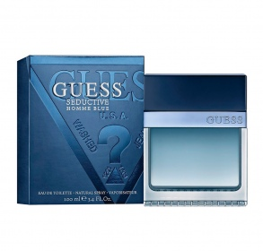 Guess - GUESS SEDUCTIVE BLUE - EAU DE TOILETTE 100 mL -