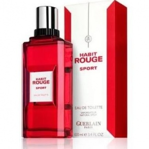 habit rouge sport eau de toilette 100 ml de guerlain sur 1001pharmacies dans corps. Black Bedroom Furniture Sets. Home Design Ideas