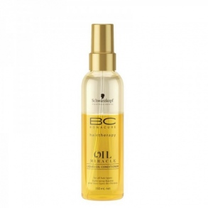 Illustration SPRAY BAUME OIL MIRACLE SCHWARZKOPF PROFESSIONAL 150ML
