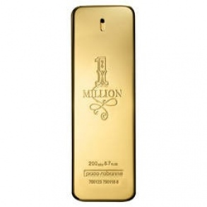 Paco Rabanne - 1 MILLION - EAU DE TOILETTE - 200 mL -