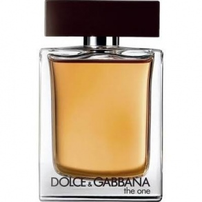 Dolce & Gabanna - THE ONE FOR MEN - EAU DE TOILETTE - 100 mL -