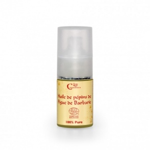 Illustration Huile de pépins de figues de barbarie bio 15 ml