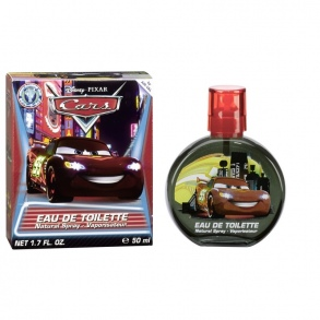 Disney  - CARS - EAU DE TOILETTE - 50 mL -