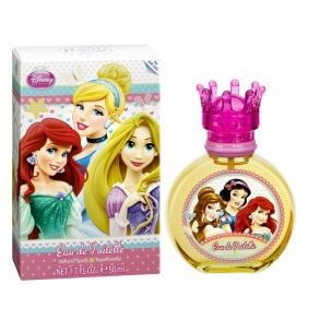 Illustration PRINCESS - EAU DE TOILETTE - 50 mL -