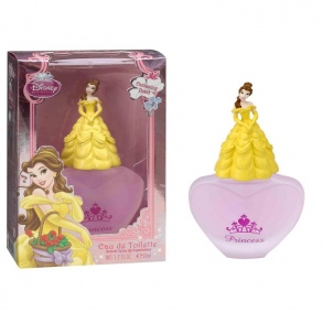 Disney  - PRINCESSE BELLE - EAU DE TOILETTE - 50 mL -